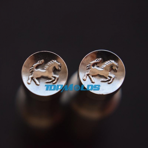 Horse 8mm Tablet Press Die Tablet Press Molds TDP Dies Molds Stamp TDP Punch Die TDP0/1.5/5  SHIP FROM USA