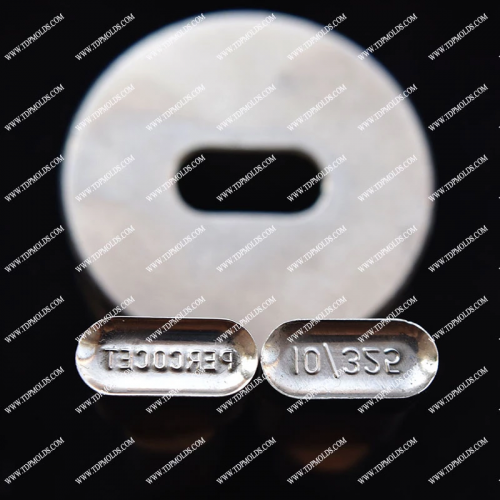 Percocet 10325 Tablet Press Die Tablet Press Molds TDP Dies Molds Stamp TDP Punch Die TDP0/1.5/5 SHIP FROM USA