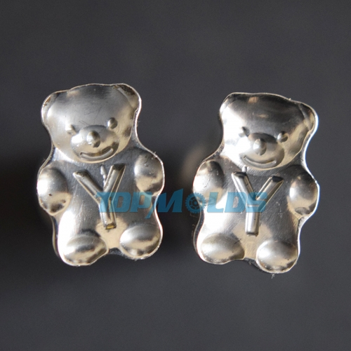 3D Bear Tablet Press Die Tablet Press Molds TDP Dies Molds Stamp TDP Punch Die TDP0/1.5/5  Ship from USA